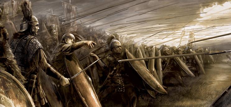pilum legioni