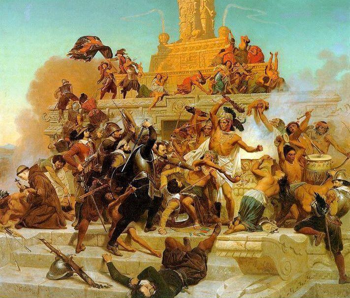 Cortes Aztechi Zhistorica