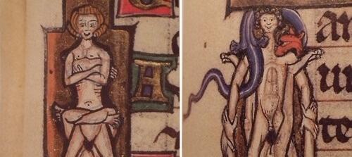 sesso nel medioevo; sessualità medievale