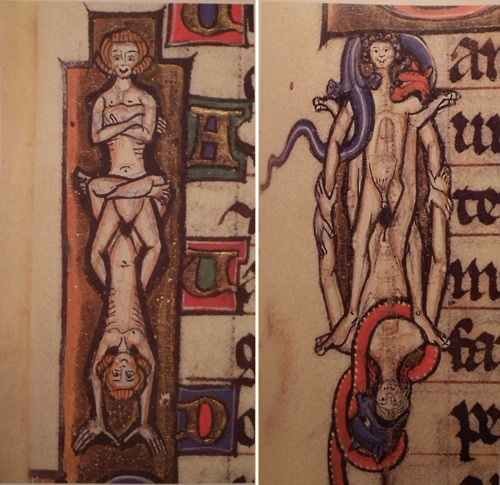 sesso lesbico nel medioevo