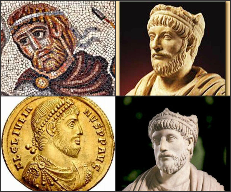 giuliano mosaico