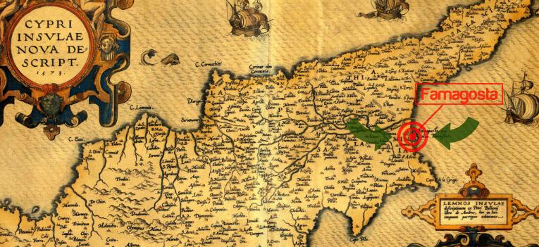 famagosta 1571